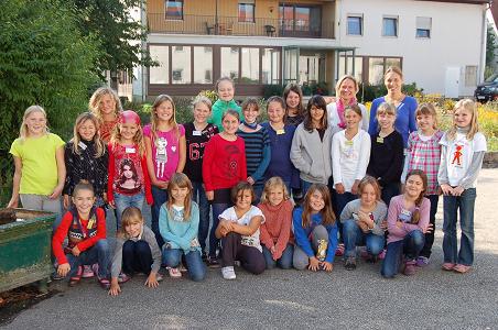 2012 / 2013 Klasse 3/4a